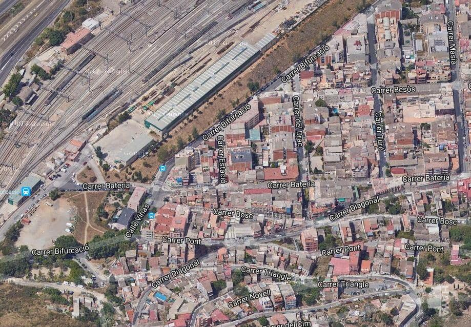 Oficina en venta en Montcada I Reixac, Barcelona, Calle Bifurcacio, 50.000 €, 47 m2