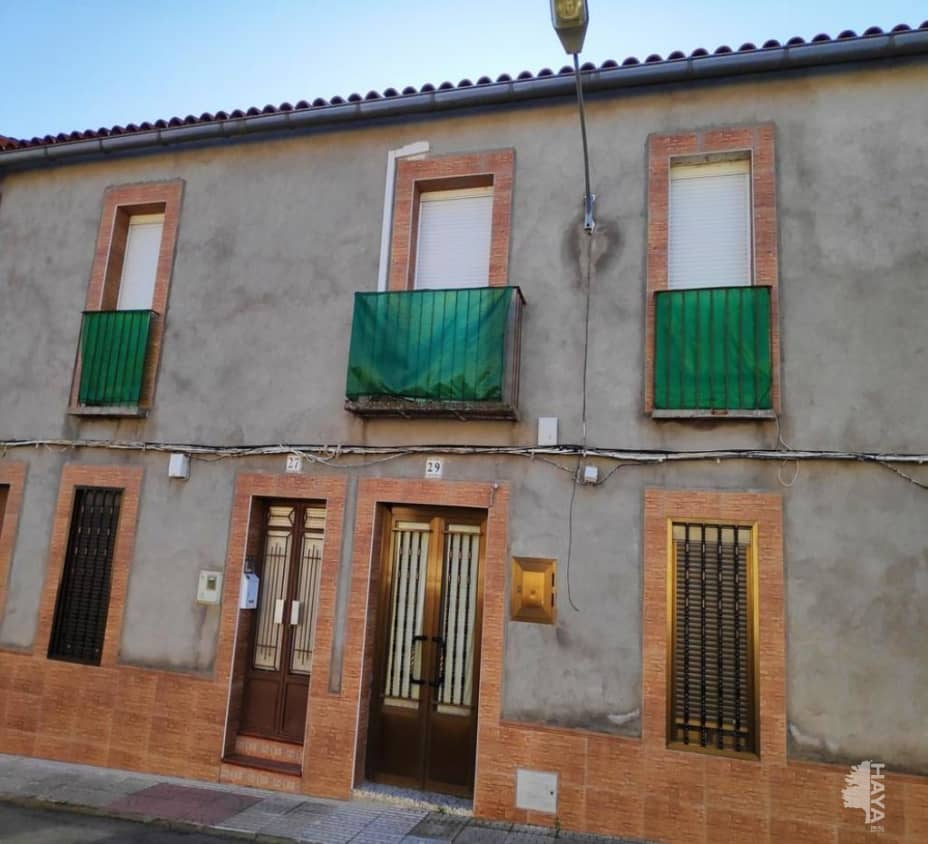 Casa en venta en Almadén, Almadén, Ciudad Real, Calle Federico Garcia Lorca, 60.200 €, 2 habitaciones, 1 baño, 168 m2