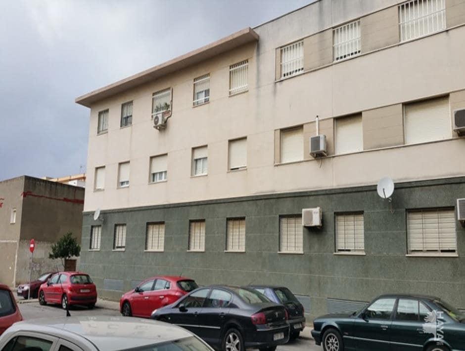Piso en venta en Punta Carnero, Algeciras, Cádiz, Paseo Victoria Eugenia, 60.400 €, 3 habitaciones, 1 baño, 74 m2