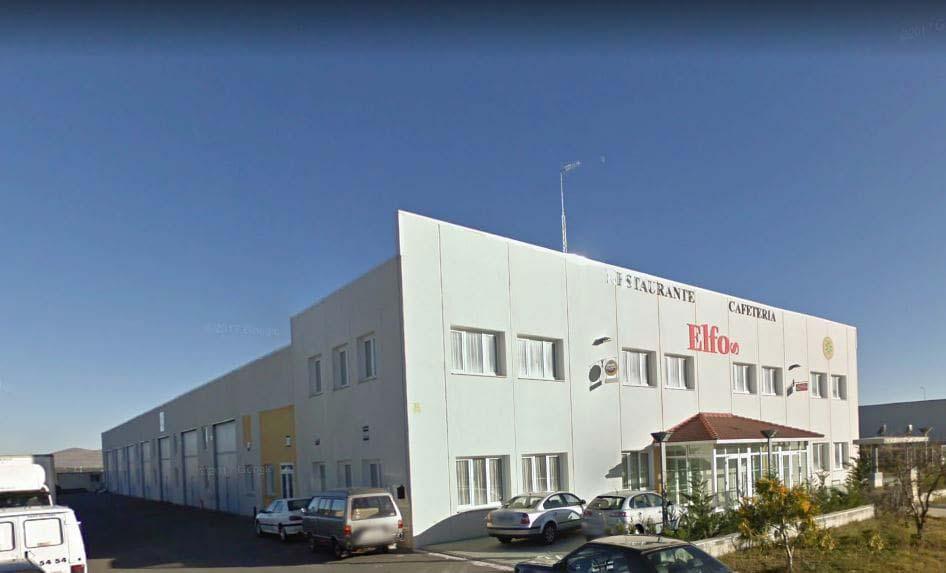 Industrial en venta en Industrial en Ávila, Ávila, 244.800 €, 1129 m2