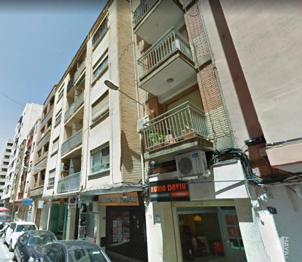 Piso en venta en Monte Vedat, Torrent, Valencia, Calle Ejercito Español, 61.600 €, 3 habitaciones, 1 baño, 103 m2
