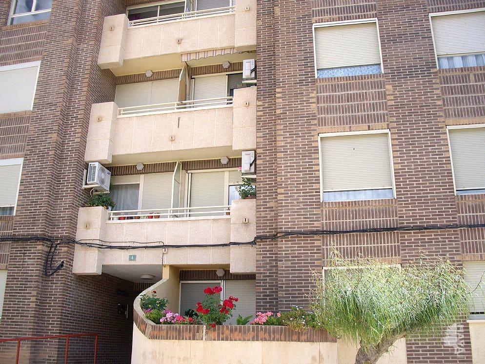 Piso en venta en Almansa, Albacete, Calle Sancho Ii Navarra, 71.000 €, 4 habitaciones, 1 baño, 114 m2