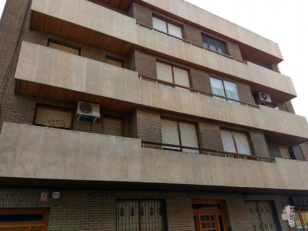 Piso en venta en Almansa, Albacete, Calle Buen Suceso, 55.000 €, 4 habitaciones, 1 baño, 157 m2