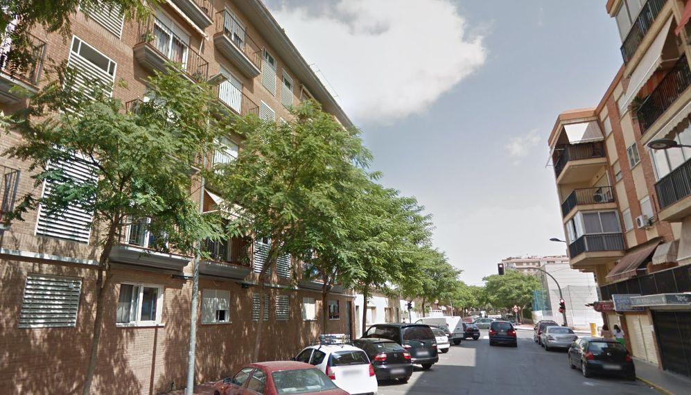 Piso en venta en La Borinquen, San Vicente del Raspeig/sant Vicent del Raspeig, Alicante, Calle Pelayo, 151.500 €, 3 habitaciones, 2 baños, 113 m2