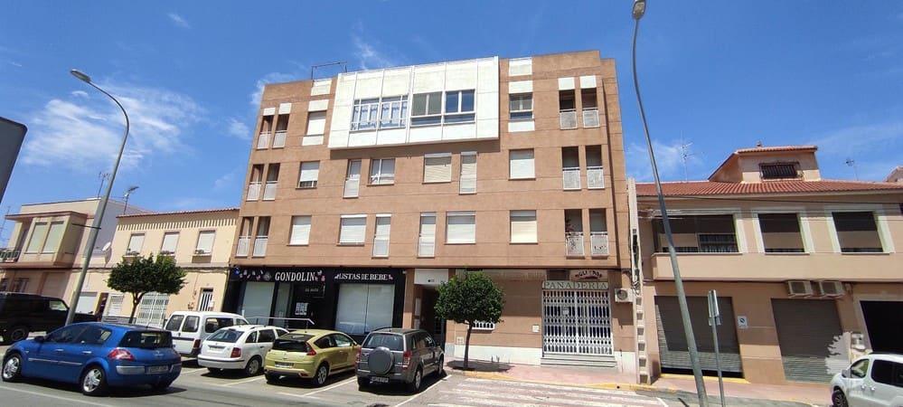 Piso en venta en Puerto Lumbreras, Murcia, Calle Orfeon Fernandez Caballero, 94.400 €, 3 habitaciones, 2 baños, 119 m2