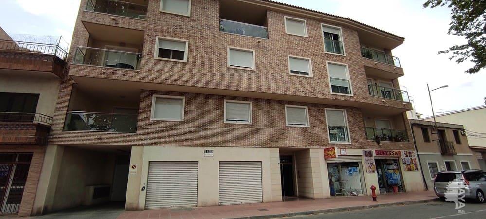 Piso en venta en Pedanía de San José de la Vega, Murcia, Murcia, Avenida de la Constitucion, 104.000 €, 3 habitaciones, 2 baños, 107 m2