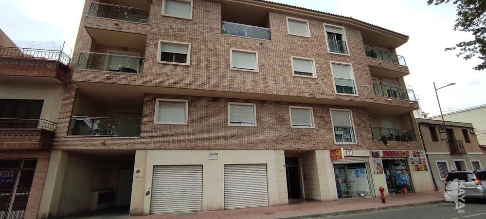 Piso en venta en Murcia, Murcia, Avenida de la Constitucion, 63.000 €, 1 habitación, 1 baño, 62 m2