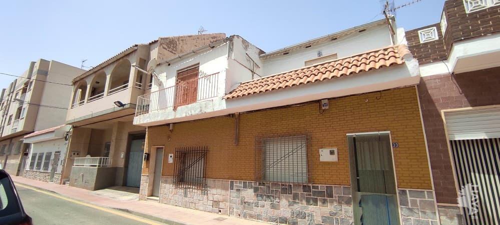 Casa en venta en Los Alcázares, Murcia, Calle Jacinto Benavente, 100.000 €, 2 habitaciones, 1 baño, 113 m2
