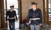 polizia ferroviaria