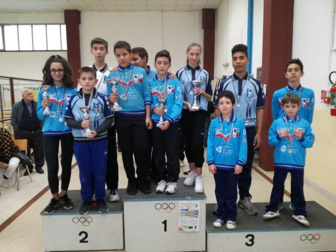 Bocce, pioggia di medaglie per gli under estensi a Soliera - Estense.com