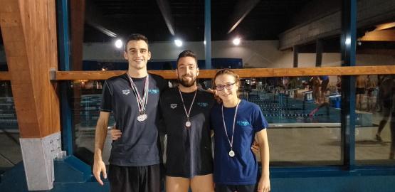Argenta Nuoto, bottino di medaglie al Trofeo di Reggio Emilia - Estense.com