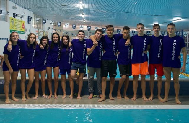 A Reggio Emilia nove medaglie per Centro Nuoto Copparo - Estense.com