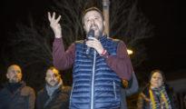Matteo Salvini (foto Alessandro Castaldi)