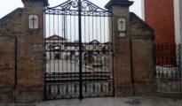 Il cimitero di san Biagio