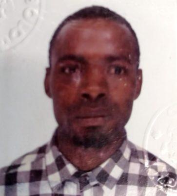 La vittima Samuel Okocha