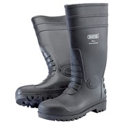 02697 DRAPER Safety Wellington Boots to S5 - Size 7/41