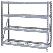 05227 DRAPER Expert Heavy Duty Steel 4 Shelving Unit - 1959 x 610 x 1830mm