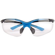 11969 DRAPER Expert Safety Spectacles with UV Protection and Flexible Frame