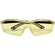 12062 DRAPER Expert Anti-Mist Yellow Safety Spectacles with UV Protection to EN1