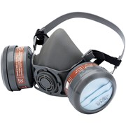13500 DRAPER Expert Combined Vapour and Dust Filter Respirator