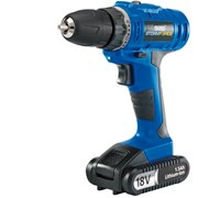 14601 DRAPER Storm Force® Cordless Drill with Li-ion Battery (18V)