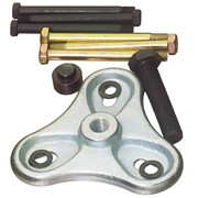 19862 DRAPER Flywheel Puller for Vehicles with Verto or Diaphragm Clutches