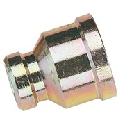 "25825 DRAPER 1/2"" Female to 1/4"" BSP Female Parallel Reducing Union (Sold Loose)"
