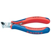 27716 Knipex 120mm Electronics Oblique End Cutting Nipper