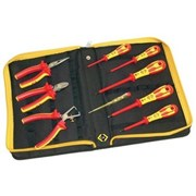 331002 CK Tools VDE Pliers and Screwdrivers Kit 9 Piece PH & SL Tips