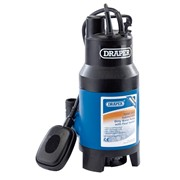 35467 DRAPER 235L/Min 700W 230V Submersible Dirty Water Pump with 8.5M Lift and