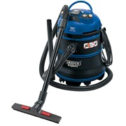 38015 DRAPER Expert 35L 1200W 230V M-Class Wet and Dry Vacuum Cleaner