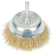 41433 DRAPER 75mm Hollow Cup Wire Brush