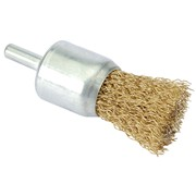 41437 DRAPER 13mm Flat Top Decarbonizing Wire Brush