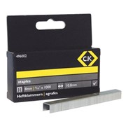 496002 CK Tools Staples 10.5mm wide x 8mm deep Box Of 1000