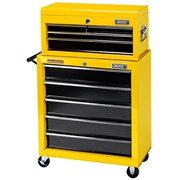 74762 DRAPER DIY Series Tool Chest and Roller Cabinet Combo Deal