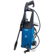 83406 DRAPER 1700W 230V Pressure Washer with Total Stop Feature