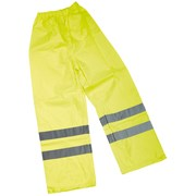 84732 DRAPER High Visibility Over Trousers - Size XXL