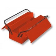 960100010 BAHCO Metal Tool Box - 3 Compartments