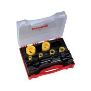 KS2000E1 Starrett Electricians Hole Saw Kit 1 Constant Pitch