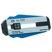 T3755 018 CK Tools Fibre Stripper 0.18mm