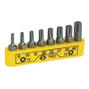 T4523 CK Tools Bit Clip TX Set Of 8