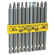 T4525 CK Tools Bit Set (100mm) Mixed Set Of 10