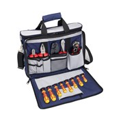 TECHCASEKIT1 Eclipse Premium Electricians' Tool Kit