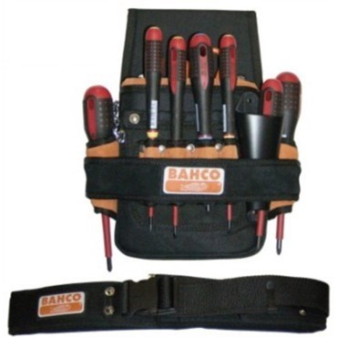 4750-ETK BAHCO Electricians Tool Pouch Kit