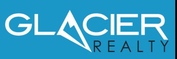 Glacier Realty office logo
