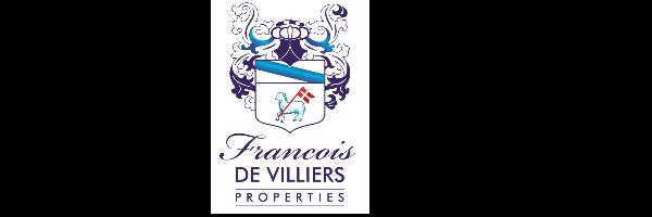 FRANCOIS DE VILLIERS PROPERTIES office logo