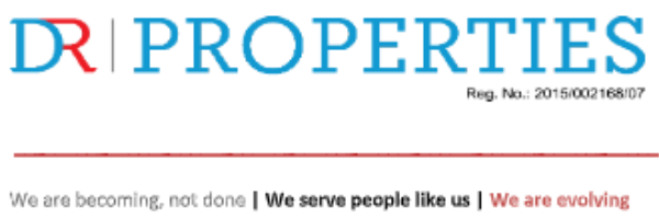 DR Properties office logo