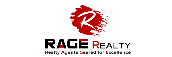 Rage Realty office logo