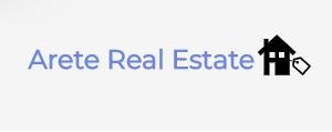 Arete Real Estate office logo