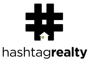 Hashtag Realty office logo